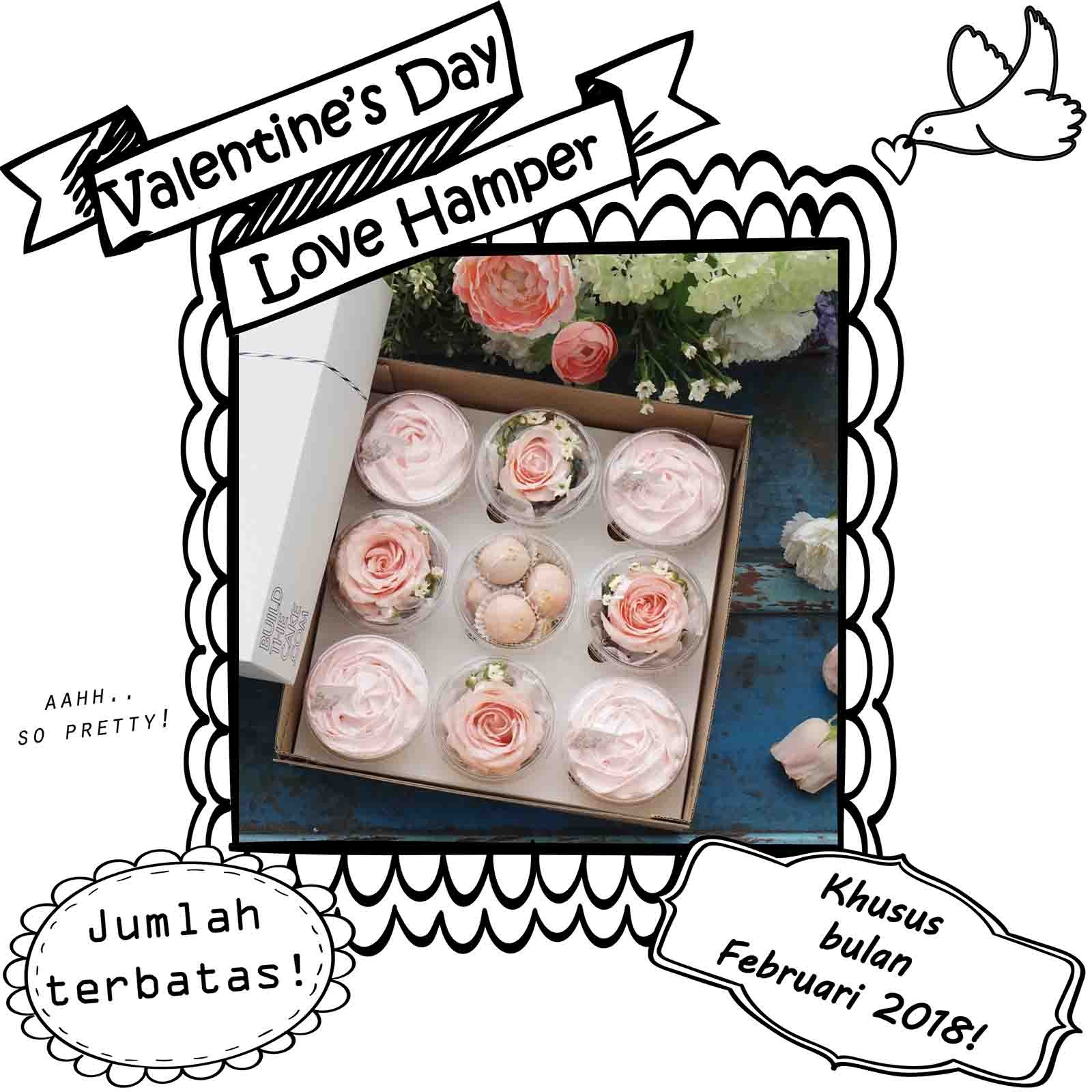 Valentine's Day Love Hamper