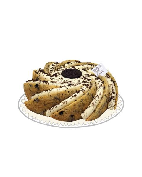 Oreo Volcano Cake