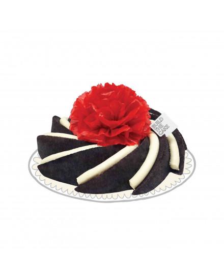 Ketan Item Volcano Cake