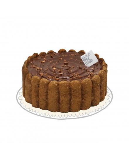 Good Chocolate Cream Cake