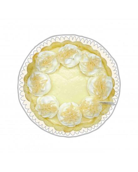 Super Cheese Cream Cake