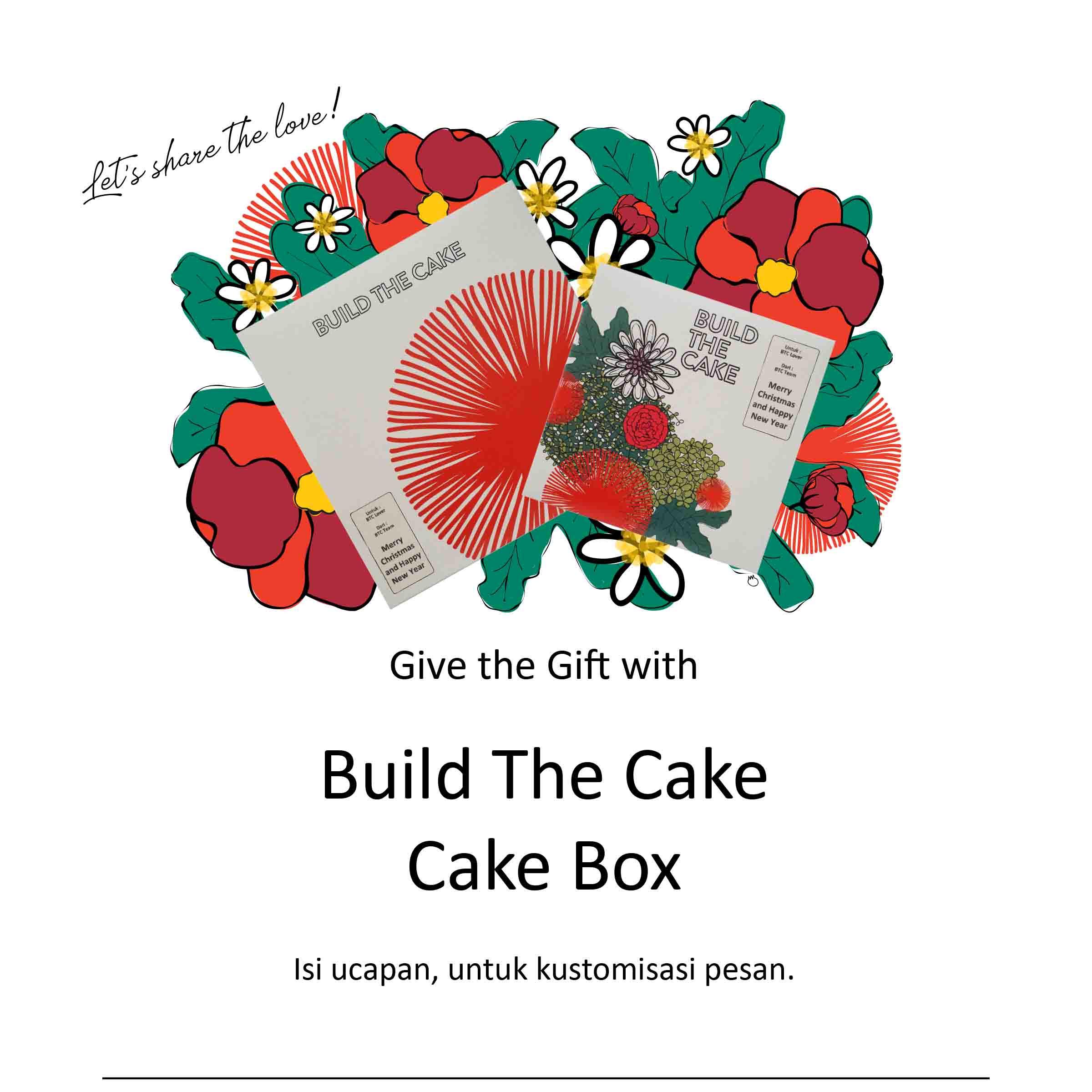 BTC Cake Box